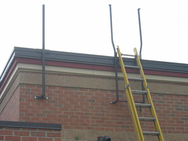 Ladderport Fall Safety Equipment Protection Ladder
